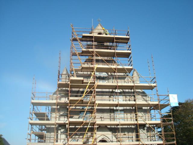 The Ballagh Church
